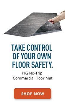PIG No-Trip Commercial Floor Mat