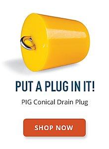 PIG Conical Drain Plug