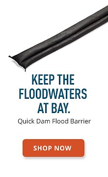 Quick Dam Flood Barrier