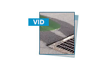 See PIG DrainBlocker Drain Covers in Action