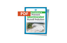 How to Prevent Stormwater Pollution