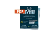Workplace Social Distancing Facts & Fixes
