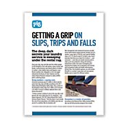 Getting A Grip on Slips, Trips and Falls