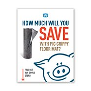 Grippy Mat Savings Worksheet