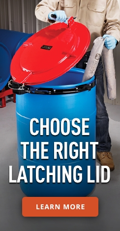 Choose the Right Latching Lid