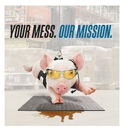 Your Mess Our Mission