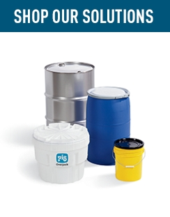 Shop Our Solutions Drums Barrels and Overpacks.