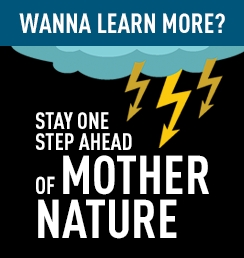 Wanna Learn More for Storm Preparedness