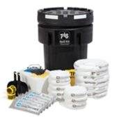 PIG FUEL STATION SPILL KIT IN AN OVERPACK
