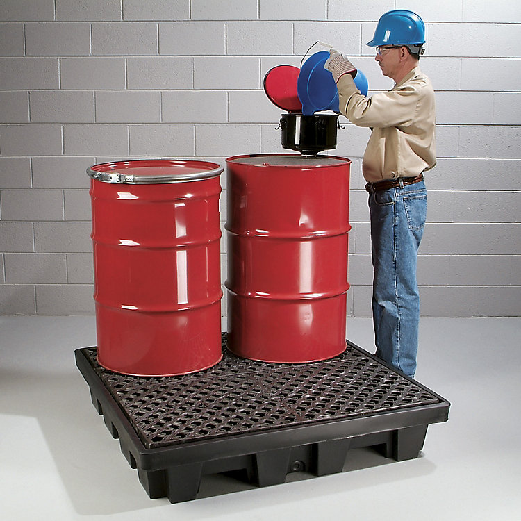 Spread the Load on Pallets and Decks