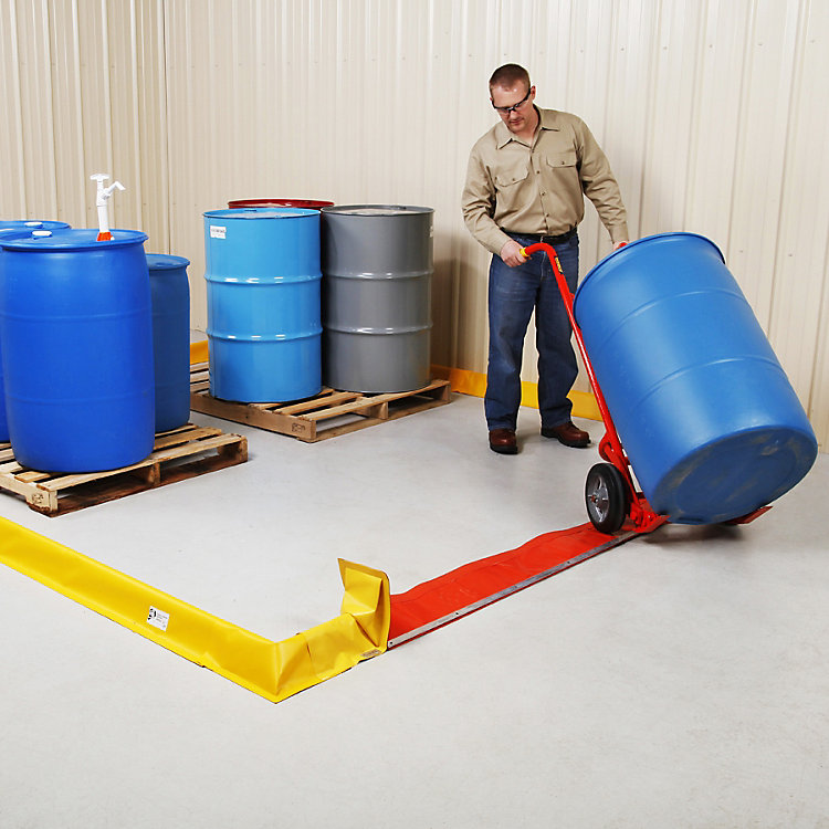 Customer Questions: Calculating Secondary Containment Needs