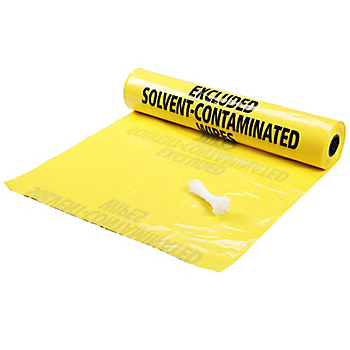 Polyethylene Disposal Bags