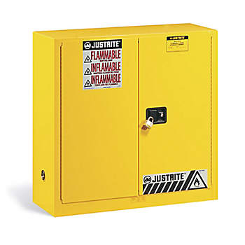 Justrite® Flammable Safety Cabinet