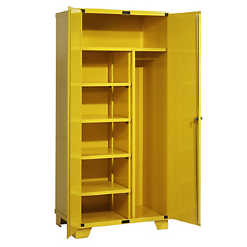 PIG® Empty Spill Response Cabinet