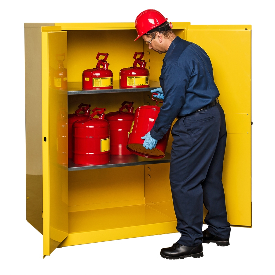 cab716pig flammable safety cabinet