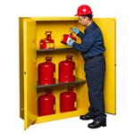 PIG® Flammable Safety Cabinet