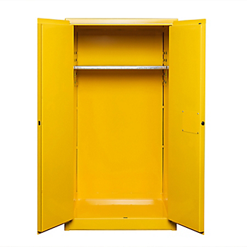 PIG® Vertical Drum Flammable Safety Cabinet
