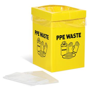 PPE Disposal Bin