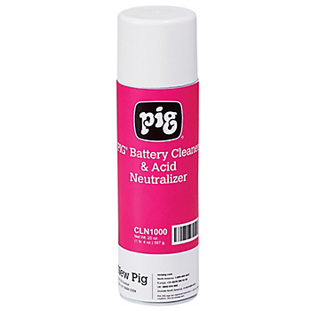 PIG® Battery Cleaner & Acid Neutralizer