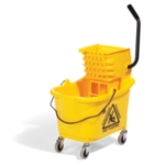 MaxiRough® Mop Bucket and Wringer