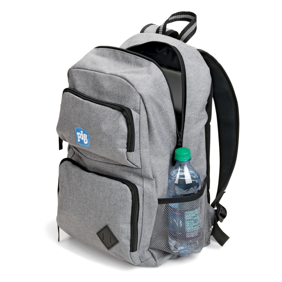 Poly Canvas Computer Backpack