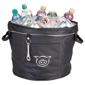 Portable Beverage Bucket Cooler Image