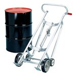 Valley Craft® EZY-Rol™ Aluminum Drum Truck