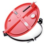 PIG® Latching Drum Lid with Fusible Plugs