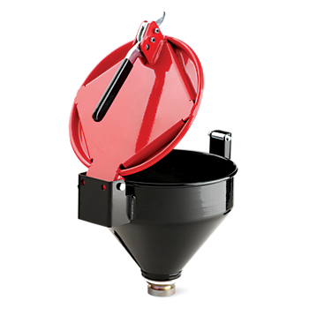 PIG® Burpless® Steel Drum Funnel