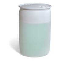 Translucent UN Rated Poly Drum