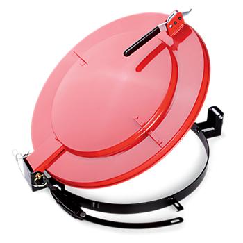 PIG™ Latching Lid for Fiber Drum