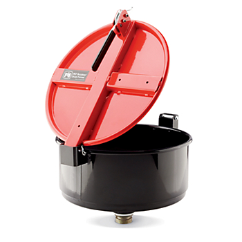 PIG® Burpless® Large Steel Drum Funnel