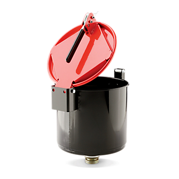 PIG® Burpless® Tall Steel Drum Funnel