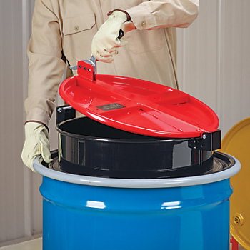 PIG™ Latching Drum Lid for Draining