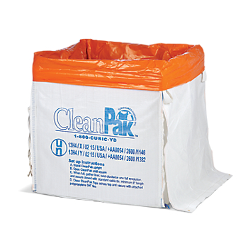 Clean-Pak UN Rated Waste Container