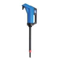 Fill-Rite Polypropylene Piston Hand Drum Pump