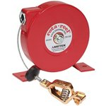 Rota-Reel® Retractable Bonding/Grounding Wire Reel