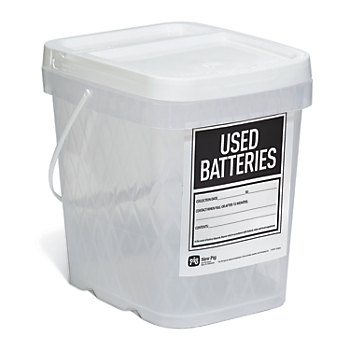 Used Battery Container