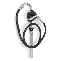 Zee Line Cast-Iron Rotary Hand Drum Pump