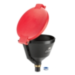 PIG® Burpless® Poly Drum Funnel
