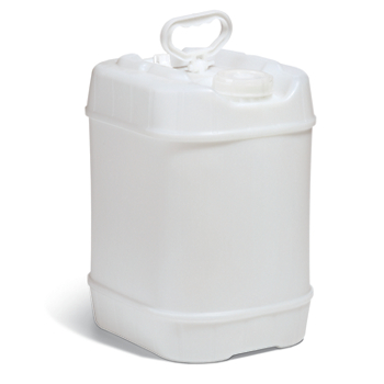 Rectangular Tight-Head UN Rated Poly Pail