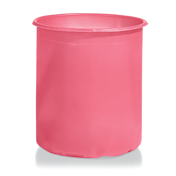 Snap-Over LDPE Bucket Insert - Anti-Static