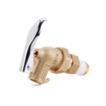 Adjustable Brass Drum Faucet