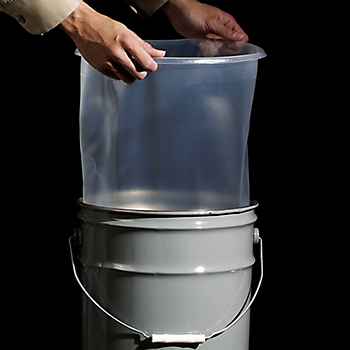 Snap-Over HDPE Bucket Insert