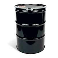 55-Gallon Open-Head UN Rated Steel Drum