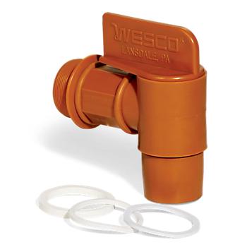 Polyethylene Drum Faucet
