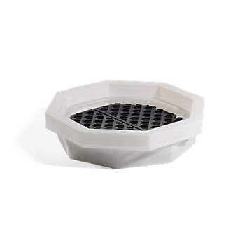 PIG® Drum Spill Tray with Grate