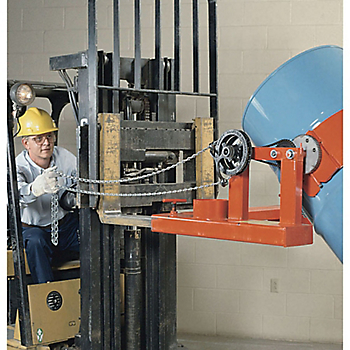 Wesco® Drum Lifter and Dispenser