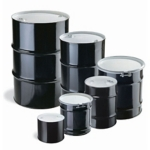 30-Gallon Tight-Head UN Rated Steel Drum