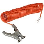Retract-a-Clamp® Insulated Bonding/Grounding Wires